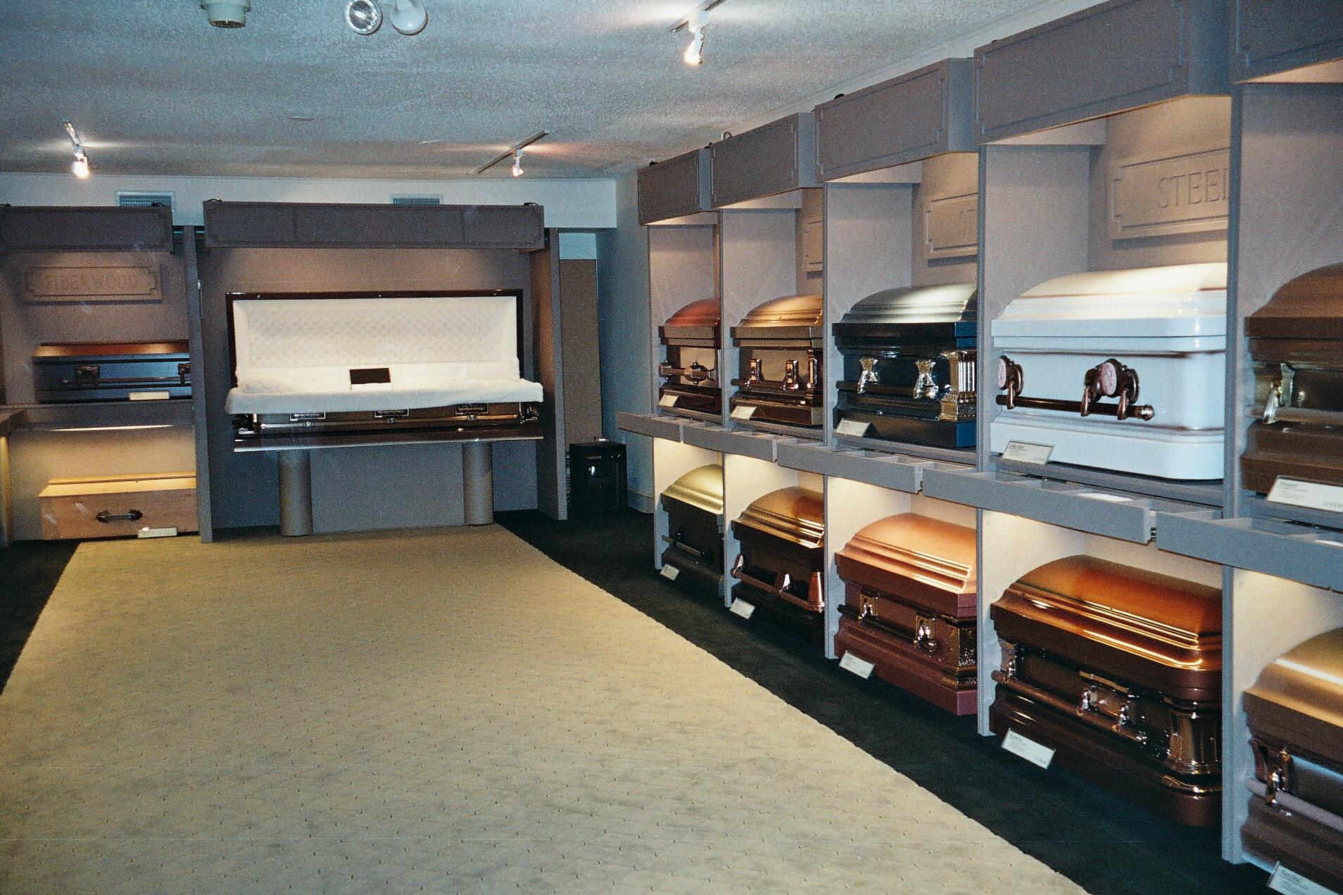 Vincent Gangemi Funeral Home Inc